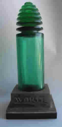 Rene Lalique Sans Adieu Perfume Bottle