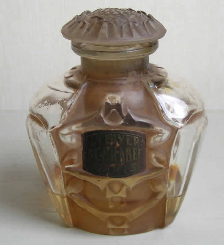 R. Lalique Scarabee-2 Perfume Bottle
