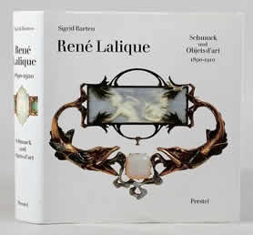 Rene Lalique Schmuck und Objects d'art 1890-1910 Book