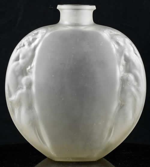 Rene Lalique Vase Sirenes