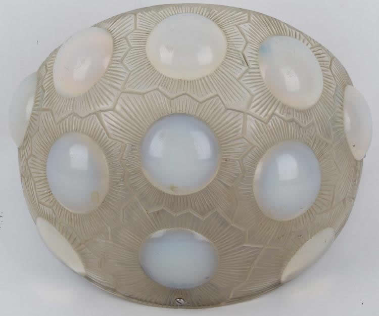 Rene Lalique Soleil Wall Light