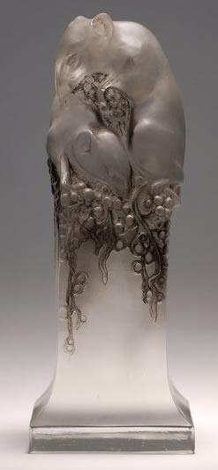 Rene Lalique Seal Souris-A