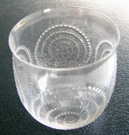 Rene Lalique  Spirales Glass