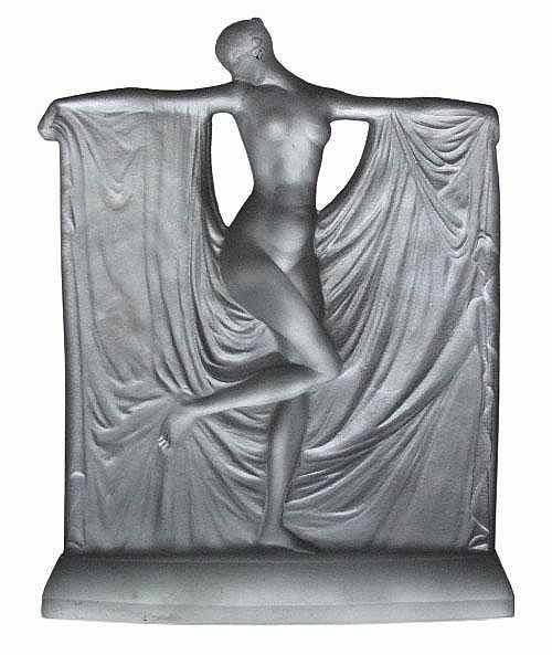 Rene Lalique Statue Suzanne