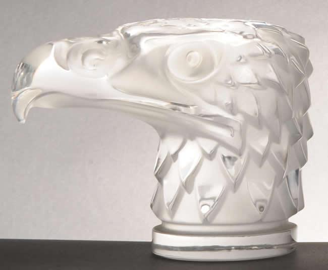 Rene Lalique Car Mascot Tete d'Aigle