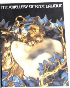 Rene Lalique The Jewellery of Rene Lalique Exhibition Catalogue
