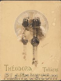 Rene Lalique Theodora Program