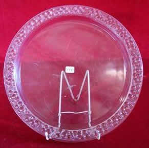 Rene Lalique Thomery Tray
