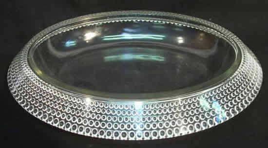 R. Lalique Tokyo Oval Bowl