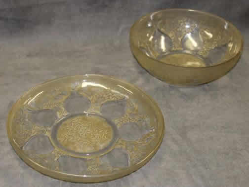 R. Lalique Vases Tableware
