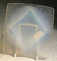 Rene Lalique Ashtray Vezelay