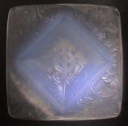 R. Lalique Vezelay Ashtray