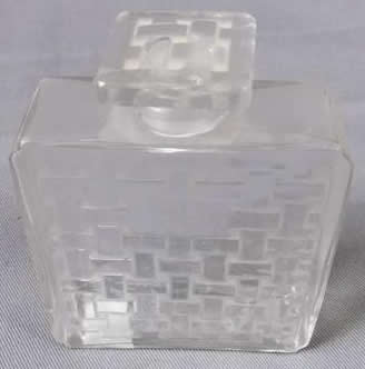 R. Lalique Violette Scent Bottle