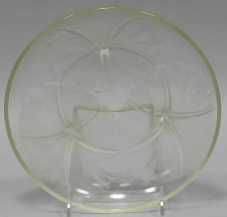 Rene Lalique  Volubilis Footed Bowl