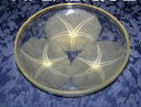 Rene Lalique Footed Bowl Volubilis