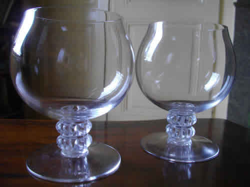 Rene Lalique Vougeot-3 Glass