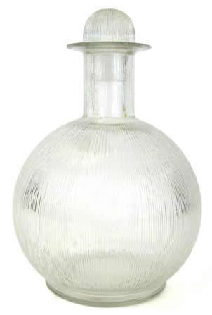 Rene Lalique Wingen Decanter