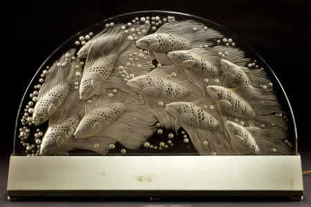 R. Lalique Yeso Table Decoration