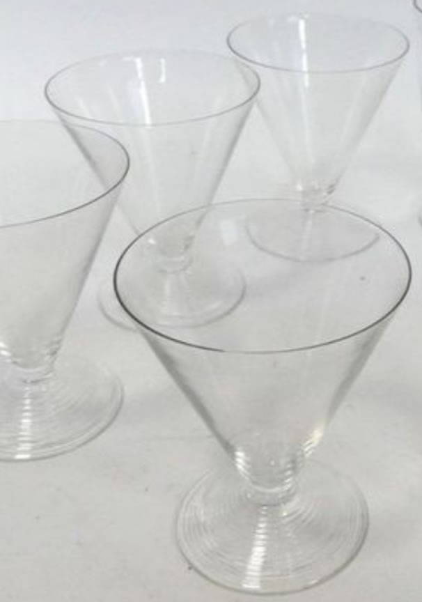 Rene Lalique Arbois Glass