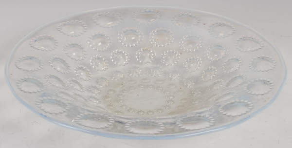 Rene Lalique Coupe Ouverte Asters
