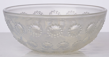 Rene Lalique Asters Coupe
