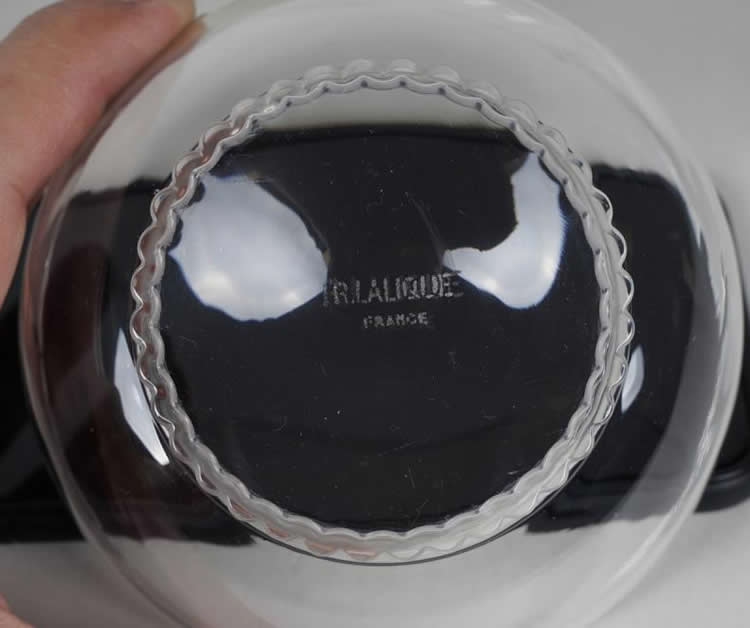 R. Lalique Bambou Tableware 3 of 3