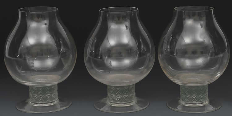 Rene Lalique Brandy Snifter Chinon-2