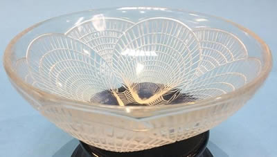 Rene Lalique Coquilles Coupe