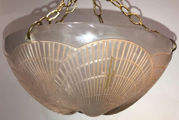 Rene Lalique Light Shade Coquilles