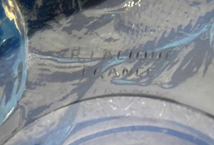 R. Lalique Cyprins Bowl 4 of 4