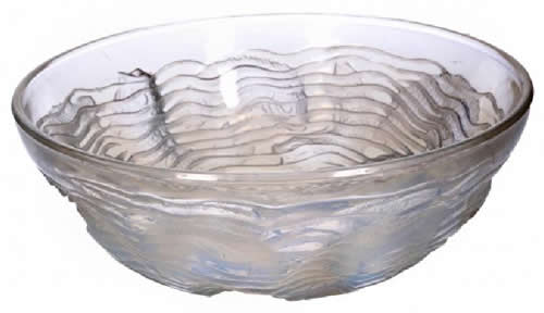Rene Lalique  Dolphins Bowl