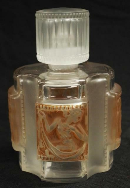Rene Lalique Perfume Bottle Helene-2