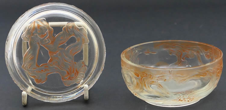 R. Lalique L'Origan Powder Box