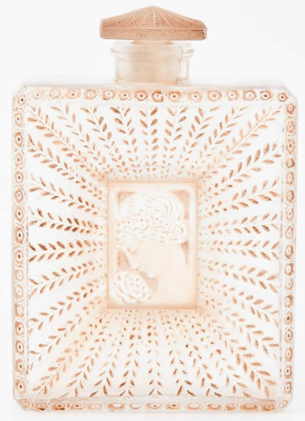 Rene Lalique Scent Bottle La Belle Saison