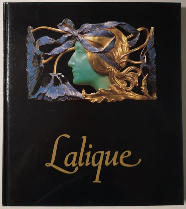 Rene Lalique Lalique Schmuckmuseum Pforzheim 1987 Exhibition Catalogue