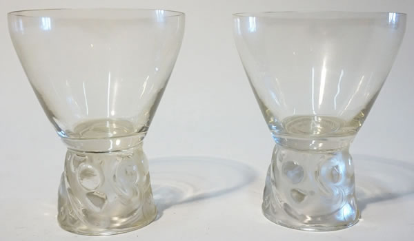 Rene Lalique Marienthal Glass