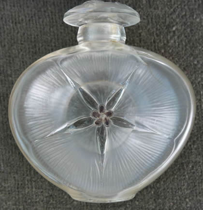 Rene Lalique Narkiss Scent Bottle