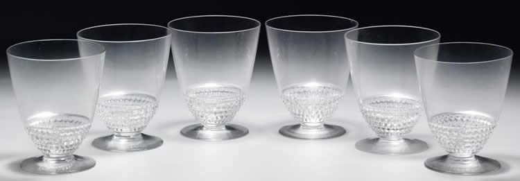 Rene Lalique Nippon Glass