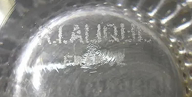 R. Lalique Nippon Tableware 4 of 4