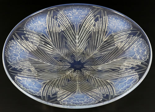 Rene Lalique Bowl Oeillets