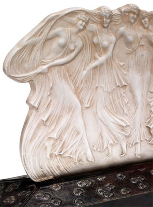 R. Lalique Quatre Danseuses Decoration 3 of 3