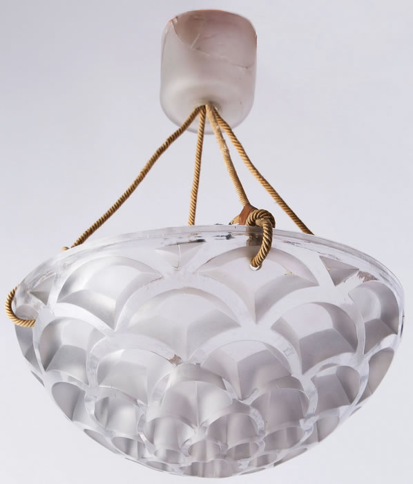 R. Lalique Rinceaux Light Shade