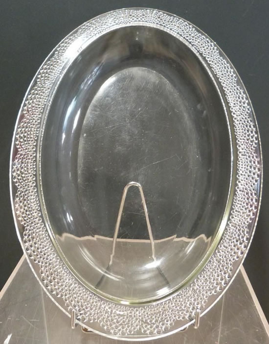 Rene Lalique Saint-Gall Table Centre