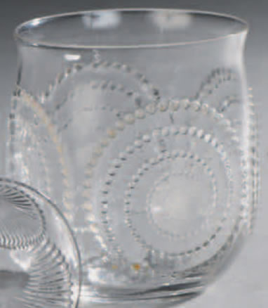 Rene Lalique  Spirale Glass