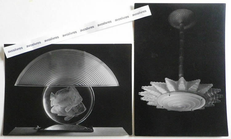 Rene Lalique Verreries De R. Lalique Photograph