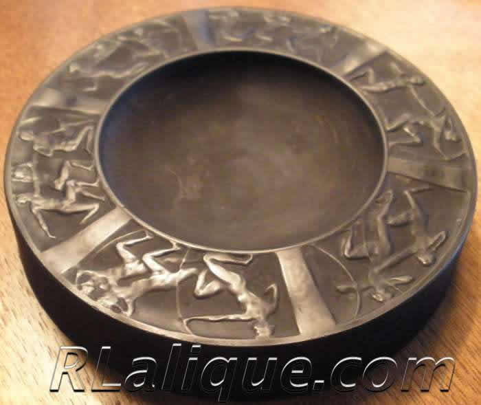 Rene Lalique Ashtray