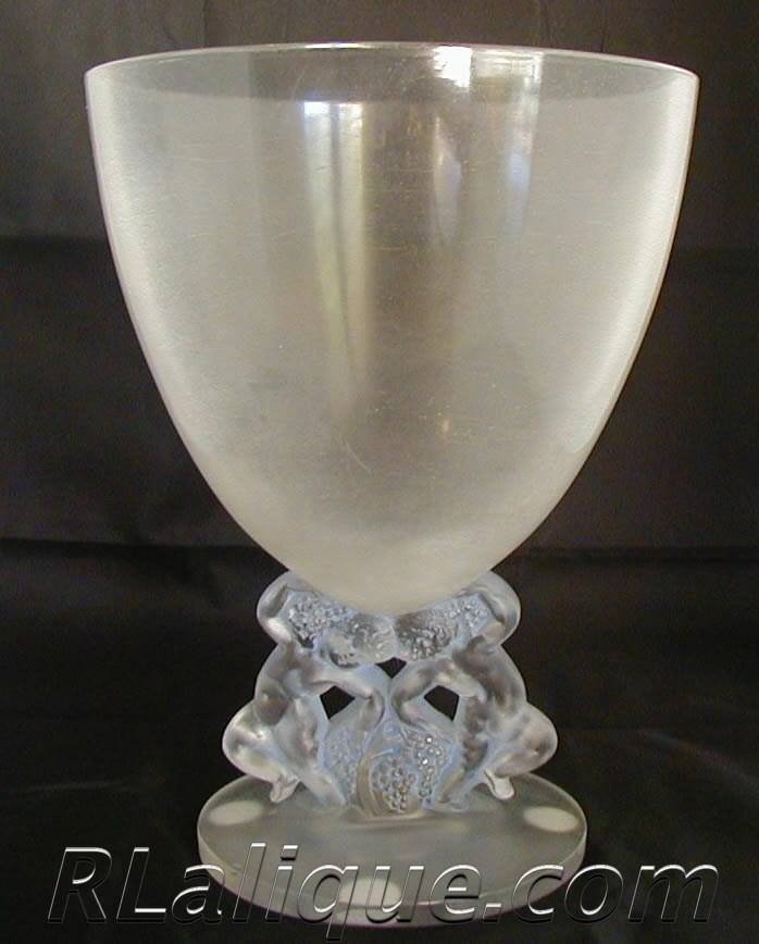 Rene Lalique Vase Enfants