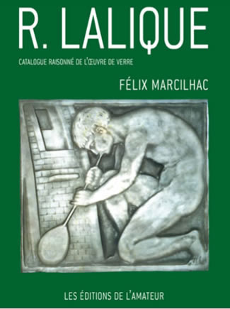 Rene Lalique Catalogue Raisonne 2011 Felix Marcilhac