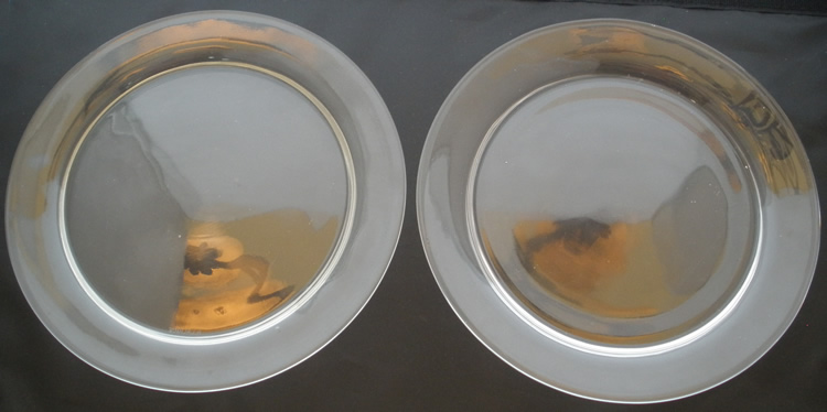 Rene Lalique Plate Sevres