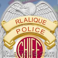 RLalique Police Badge